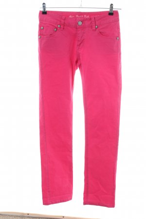 Amor, Trust & Truth Straight Leg Jeans pink casual look