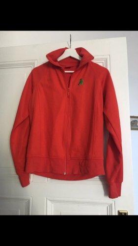 Ampelmann Sweat Jacket red