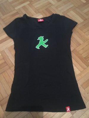 Shirt met print veelkleurig Katoen