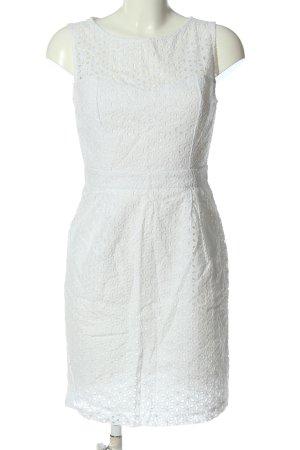 Amphora Sukienka mini biały W stylu casual