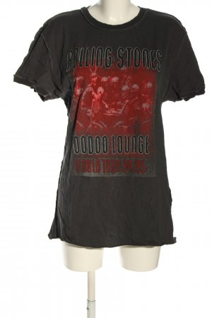 Amplified T-shirt Stampa a tema stile casual