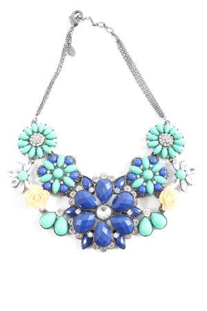 Amrita Colliers ras du cou motif de fleur style extravagant