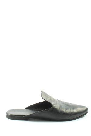 Amust Slippers black elegant