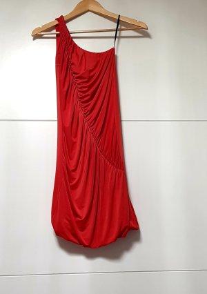 Amy Gee Vestido de noche rojo