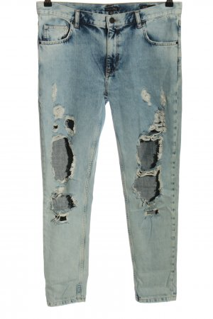 Amy Gee High Waist Jeans blue casual look
