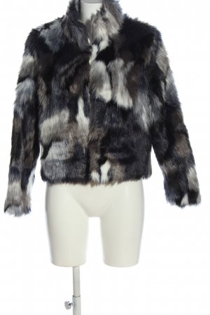 Amy Lynn Fake Fur Jacket multicolored casual look