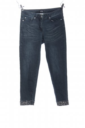 Amy Vermont Jeans a 7/8 blu stile casual