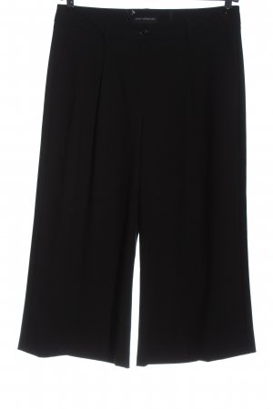 Amy Vermont Culottes zwart casual uitstraling