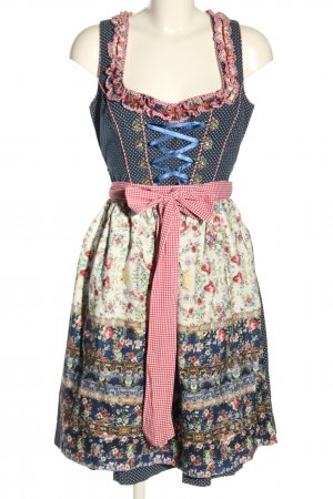 Amy Vermont Dirndl flower pattern classic style