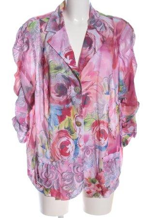 Amy Vermont Koszulowa bluzka Na całej powierzchni W stylu casual