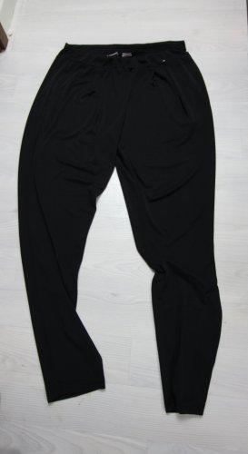 Amy Vermont Spodnie materiałowe czarny