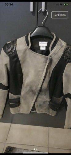 Amy Vermont Between-Seasons Jacket black-light grey