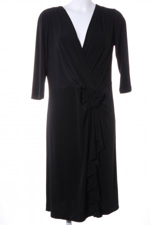 Amy Vermont Langarmkleid schwarz Business-Look