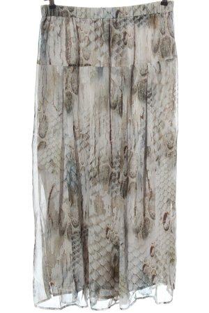 Amy Vermont Spódnica maxi Na całej powierzchni W stylu casual