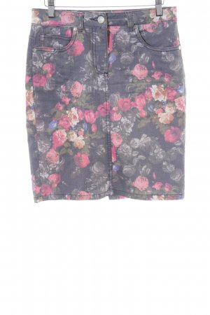 Amy Vermont Midi Skirt flower pattern casual look