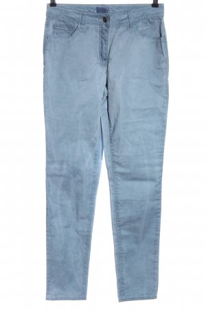 Amy Vermont Drainpipe Trousers blue casual look