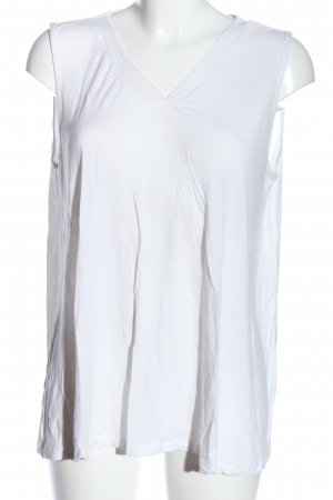 Amy Vermont Slip-over Blouse white casual look