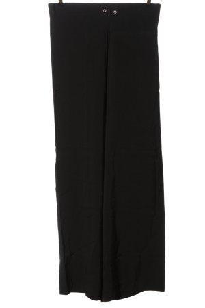 Amy Vermont Pantalone jersey nero stile casual