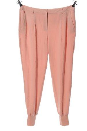 Amy Vermont Spodnie materiałowe różowy W stylu casual