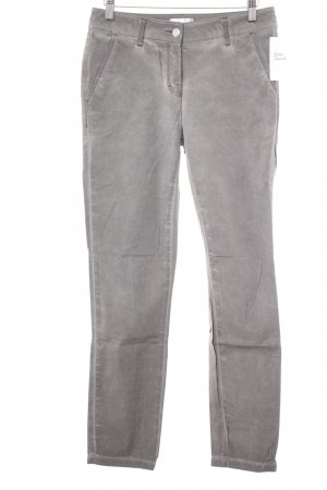 Amy Vermont Stoffhose grau Casual-Look