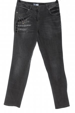Amy Vermont Straight-Leg Jeans