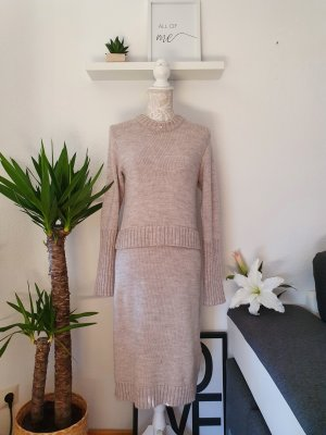 Amy Vermont Knitted Dress multicolored