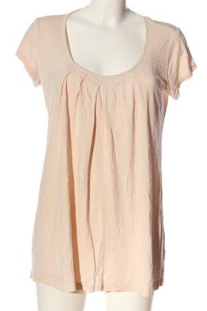 Amy Vermont Camicia maglia crema stile casual