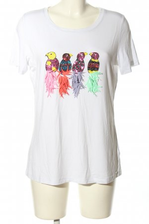 Amy Vermont T-Shirt weiß Casual-Look