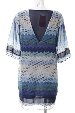 An'ge Sukienka koszulowa Wzór w kropki W stylu casual