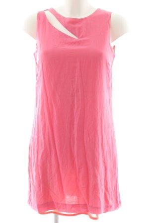 Ana Alcazar A-Linien Kleid pink Casual-Look
