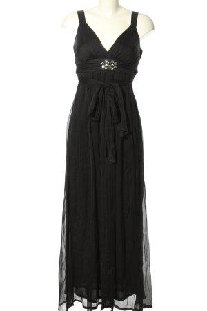 Ana Alcazar Abendkleid schwarz Elegant