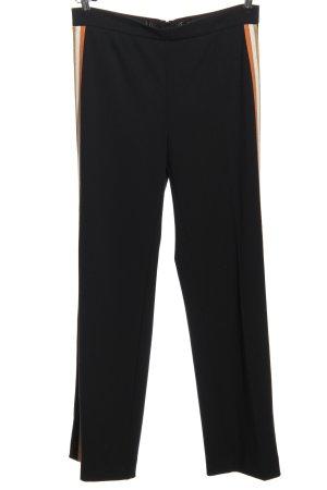 Ana Alcazar Pantalon à pinces motif rayé style d'affaires