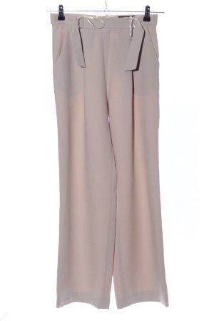 Ana Alcazar Pantalon à pinces gris clair style d'affaires