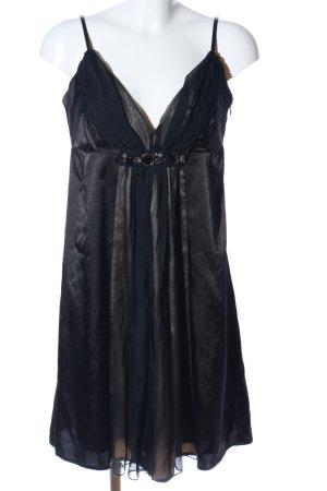 Ana Alcazar Cocktailkleid schwarz Elegant