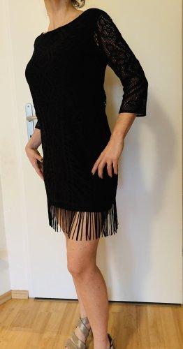 Ana Alcazar Vestido de cóctel negro