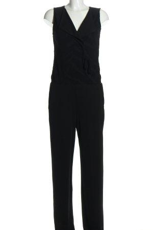 Ana Alcazar Jumpsuit schwarz Elegant