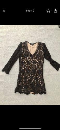 Ana Alcazar Robe de soirée noir