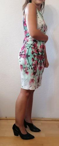 Ana Alcazar Vestido de tela de jersey multicolor