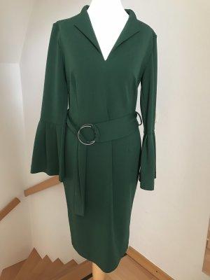 Ana Alcazar Sukienka etui zielony