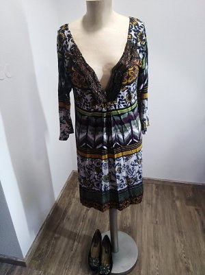 Ana Alcazar Robe stretch multicolore