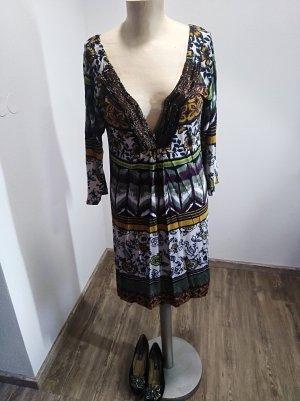 Ana Alcazar Stretch jurk veelkleurig