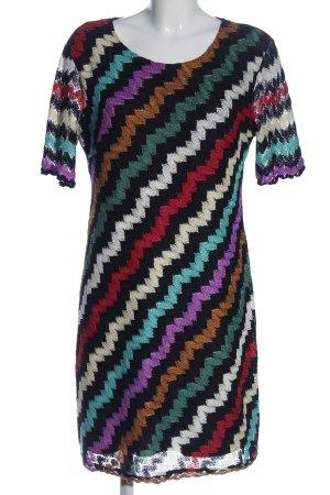 Ana Alcazar Robe à manches courtes imprimé allover style classique