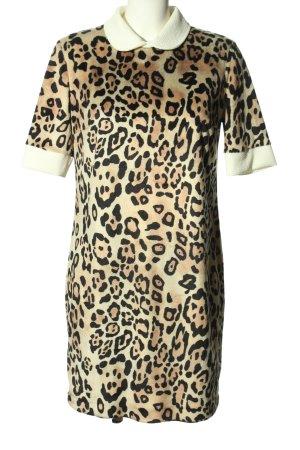 Ana Alcazar Robe à manches courtes imprimé allover style décontracté