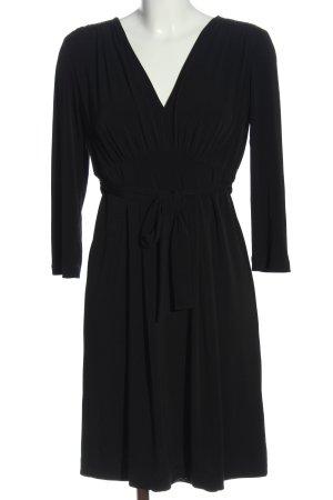 Ana Alcazar Longsleeve Dress black casual look