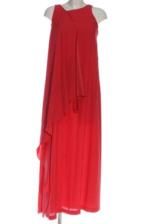 Ana Alcazar Maxi-jurk rood elegant