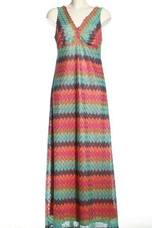 Ana Alcazar Robe longue motif rayé style décontracté