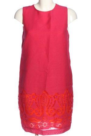 Ana Alcazar Sukienka mini różowy-jasny pomarańczowy W stylu casual