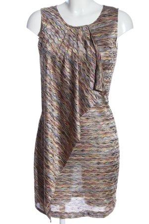 Ana Alcazar Mini-jurk gestippeld casual uitstraling