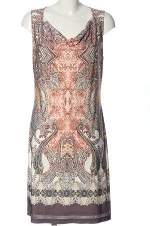 Ana Alcazar Sukienka mini Abstrakcyjny wzór W stylu casual