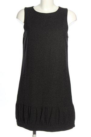 Ana Alcazar Sukienka mini czarny Melanżowy W stylu casual